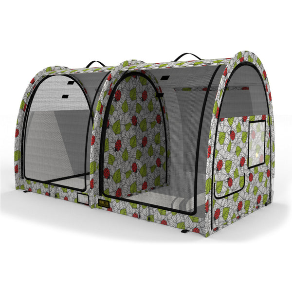LE Pop-Up Kennel - Habitat Large, Double, Euro Back