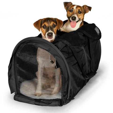 Extra Large Divided SturdiBag™ Pet Carrier -  - Sturdi Products - 3