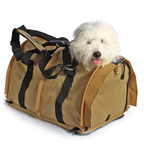 Large SturdiBag™ Pet Carrier - Earthy Tan - Sturdi Products - 8