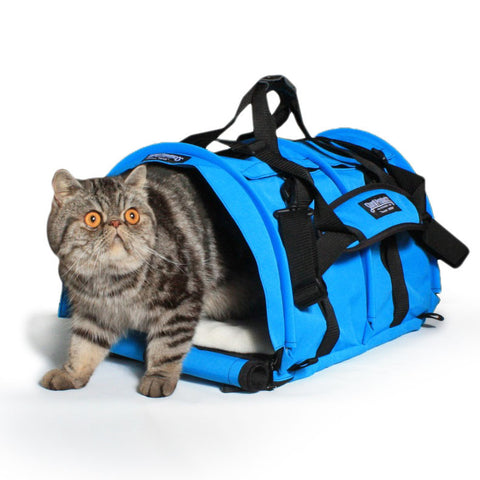 Large SturdiBag™ Pet Carrier - Blue Jay - Sturdi Products - 13
