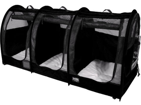 Triple Car-Go Pet Shelter