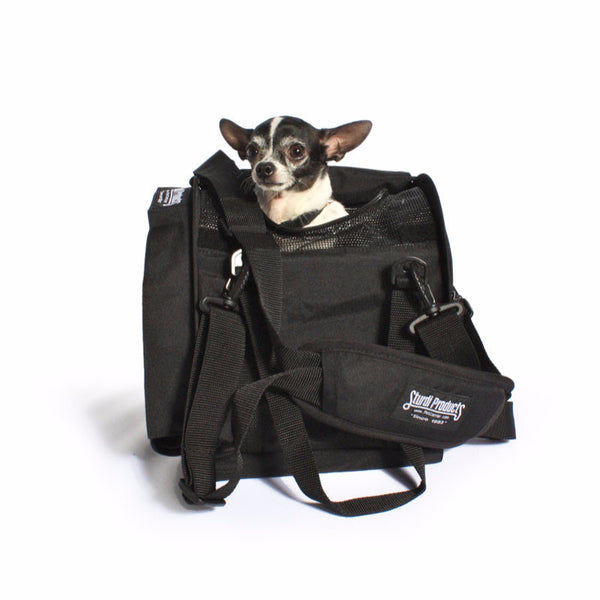 SturdiBag™ Small Cube Pet Carrier - Black - Sturdi Products - 3