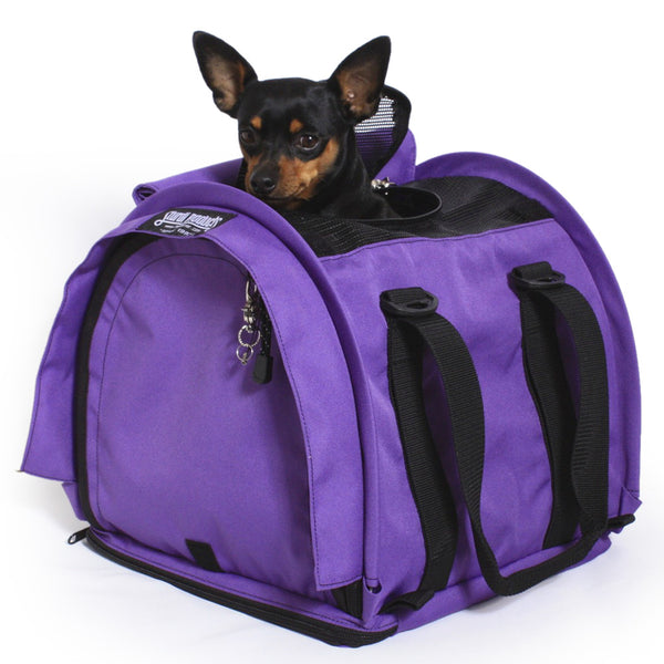 Large Cube SturdiBag™ Pet Carrier - Purple - Sturdi Products - 5