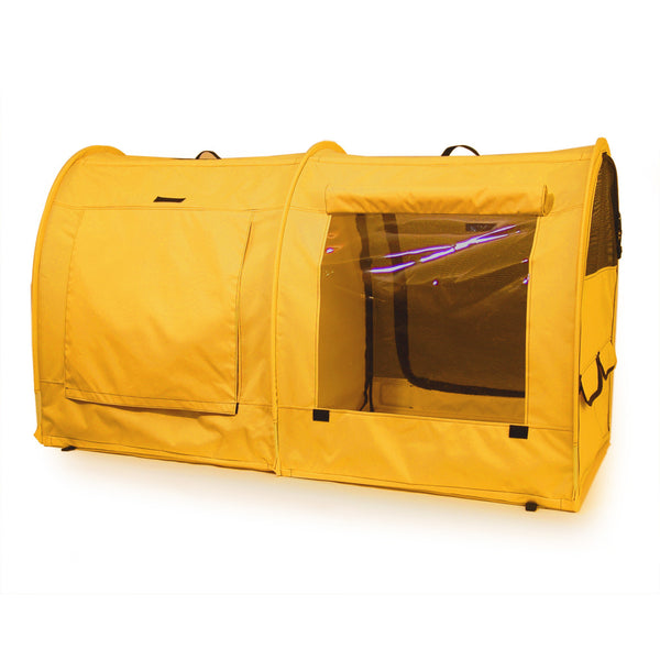 Pop-Up Kennel - Large, Double, Euro Back