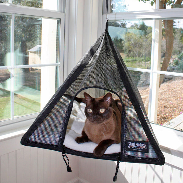 Hanging Pet Pyramid - 1 Level -  - Sturdi Products - 1