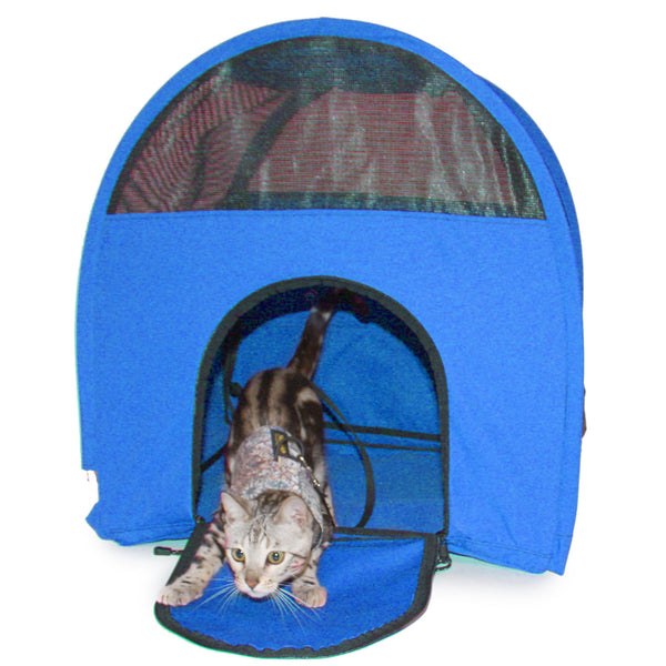 Pop-Up Kennel - Medium, Single (aka Show Shelter)