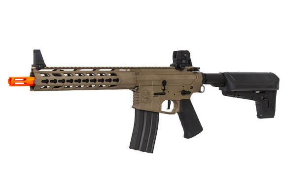 KRYTAC Full Metal TRIDENT MK2 CRB - DARK EARTH