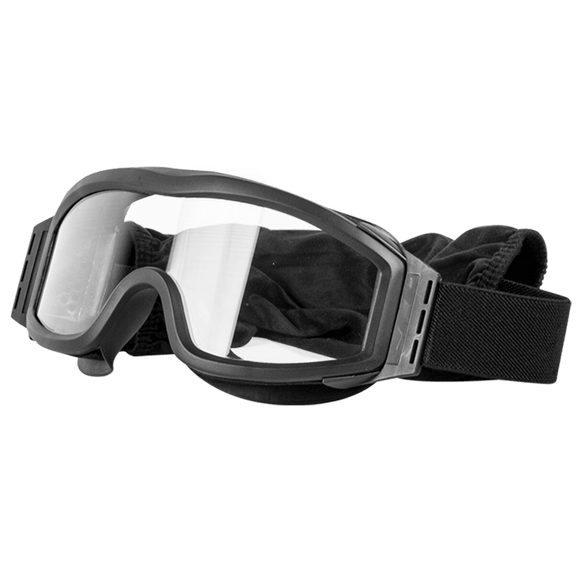 Goggles - Valken Airsoft Tango Single Black