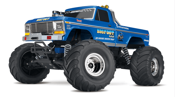 36034-1 Traxxas Bigfoot No. 1: The Original Monster Truck
