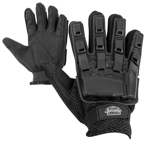 Valken Tactical Full Finger Glove- Black