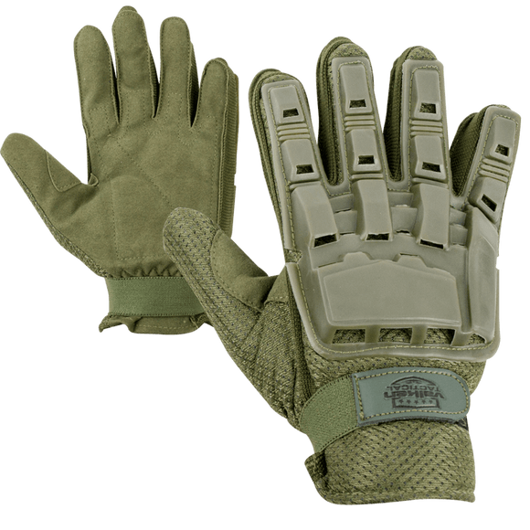 Valken Tactical Full Finger Glove- Green