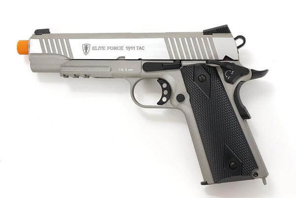 Elite Force 1911 TAC- Stainless