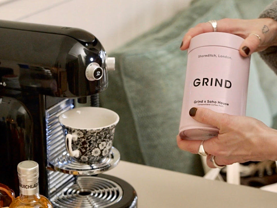 Grind and Soho House announce global coffee partnership.