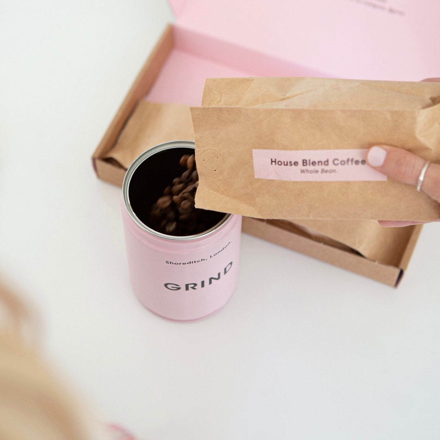 Bean & Ground Coffee (Refill Pouches)