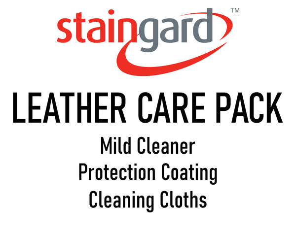 Staingard Care Pack for Leather Chairs & Upholstery
