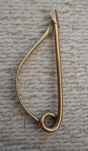 Hand Forged Fibula