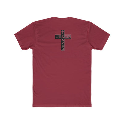 Jesus Is The Son of God Saved Tee