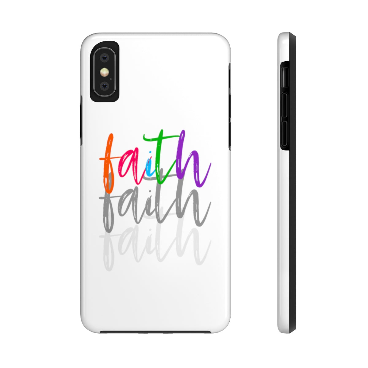 Faith Forever Case Mate Tough Phone Cases