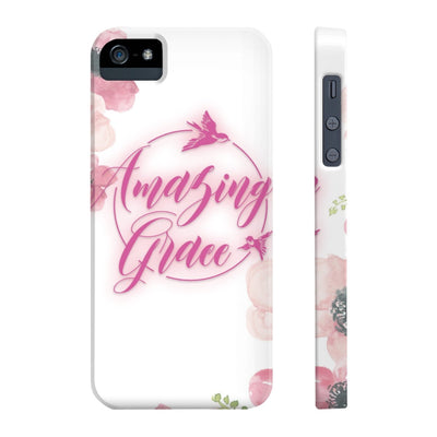 Amazing Grace Case Mate Slim Phone Cases