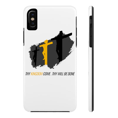 Jesus Cross Case Mate Tough Phone Cases