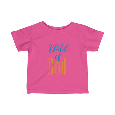 Child Of God Infant Fine Jersey Tee