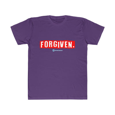 Forgiven Fitted Tee