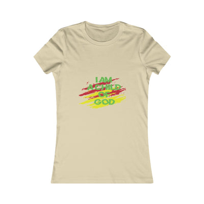 I AM A CHILD OF GOD Women's Favorite Tee