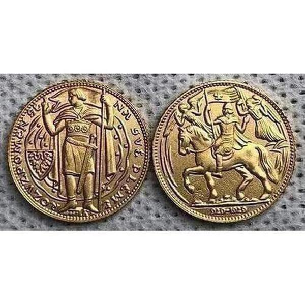 1000 Years of Christianity in Bohemia COIN - The Divine Bazaar