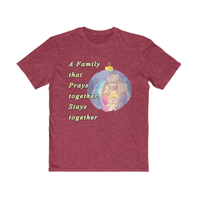 Family pray together stay together Men's Very Important Tee