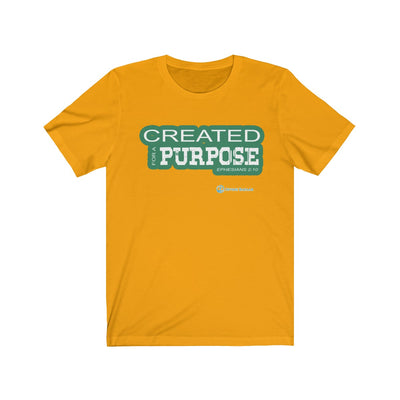 Created with a Purpose Unisex Tee