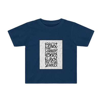 One Who Died Kids Tee