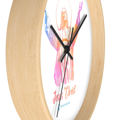 Jesus Christ Wall clock