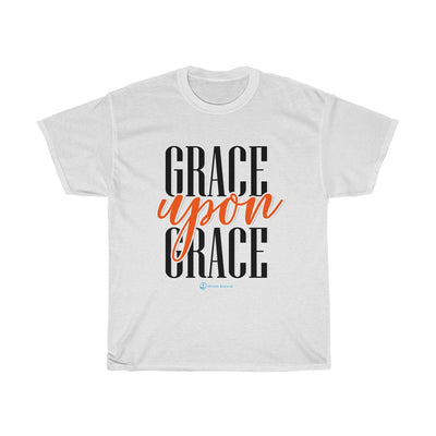 Grace Upon Grace Unisex Heavy Cotton Tee
