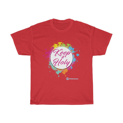 Unisex Heavy Cotton Tee - Keep It Holy
