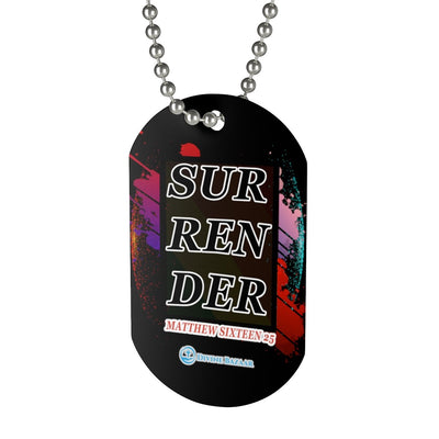 Dog Tag - Surrender