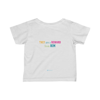 Children are a Gift Infant Fine Jersey Tee