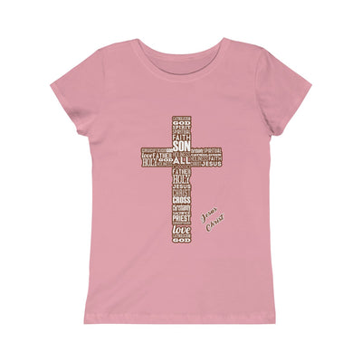 All You Can Say Girls Princess Tee