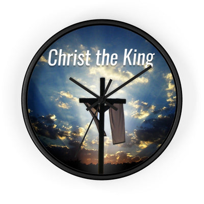 Christ The King Wall clock
