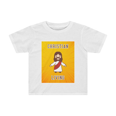 Christian Living Kids Tee