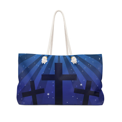 Crosses At Night Bag