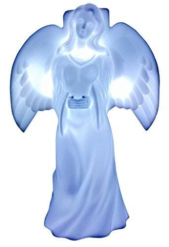 Solar Lighted Angel, Memorial Decoration Statue for Your Loved One Powered By God's Sunlight