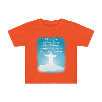 From Ordinary to Extraordinary Kids Tee