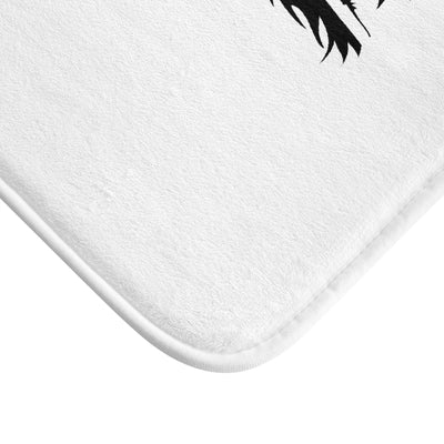 Jesus is Lord Forever Bath Mat