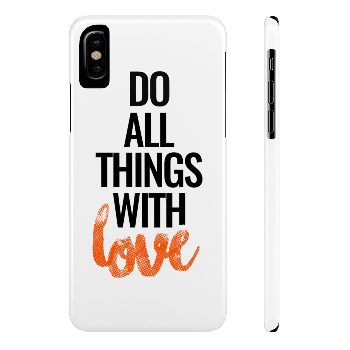 All Things With Love Case Phone Cases