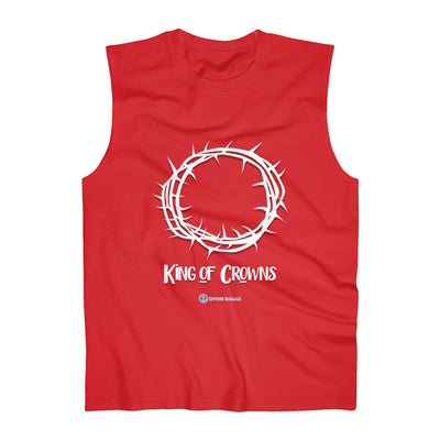 The King Of Crowns Men's Tank