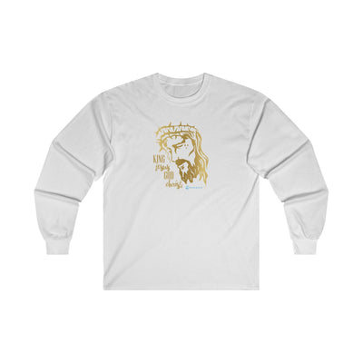 Jesus in all Names Ultra Cotton Long Sleeve Tee