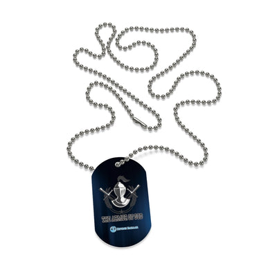 Dog Tag - The Armor of God