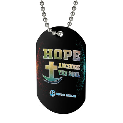 Dog Tag - Hope - Anchor The Soul