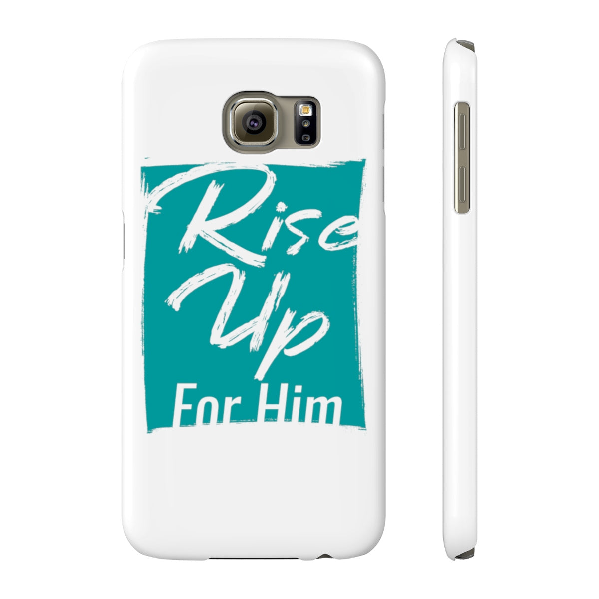 Rise Up Him Phone Cases