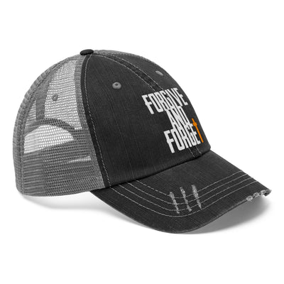Let's Forgive And Forget Unisex Hat